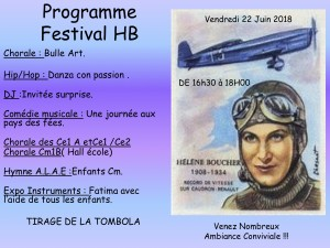Festival HB2