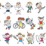 vecteur-d-activité-de-sport-d-enfants-65407712